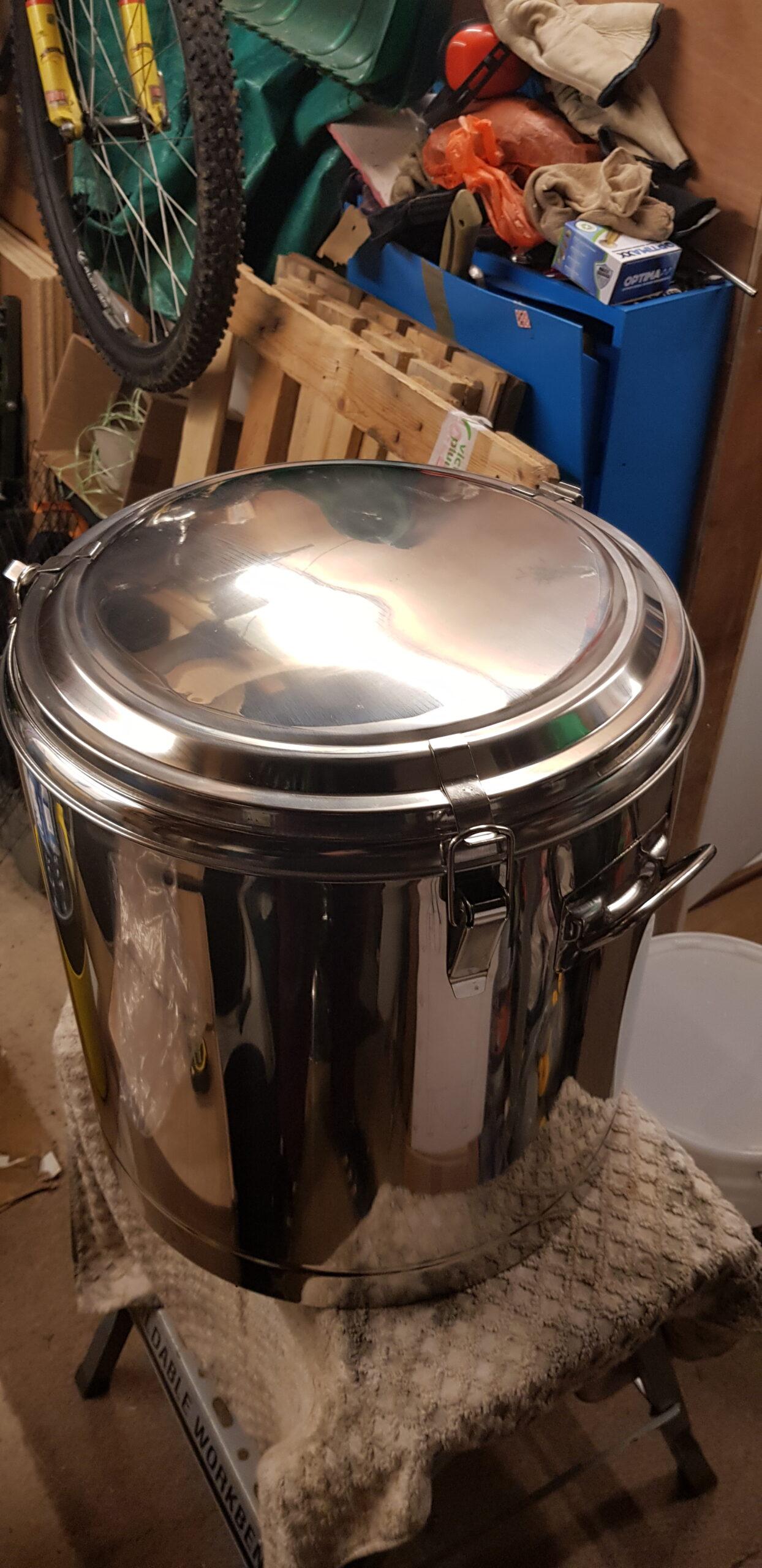 Bergland Thermo Pot